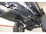 2006 Jeep Wrangler Unlimited Rubicon 4x4 Skid Plate