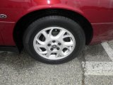 Oldsmobile Intrigue 2000 Wheels and Tires