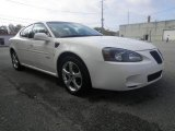 Ivory White Pontiac Grand Prix in 2006