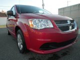 2013 Redline 2 Coat Pearl Dodge Grand Caravan SE #72246496