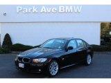 2009 Black Sapphire Metallic BMW 3 Series 328xi Sedan #72245488