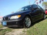 2003 Mystic Blue Metallic BMW 3 Series 325i Sedan #72245479