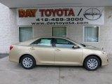 2012 Sandy Beach Metallic Toyota Camry L #72245474