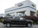 2013 Kodiak Brown Metallic Ford F150 XLT SuperCab 4x4 #72245463