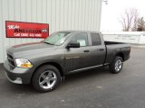 2012 Mineral Gray Metallic Dodge Ram 1500 Express Quad Cab 4x4 #72246634