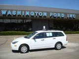 2004 Cloud 9 White Ford Focus SE Wagon #7227229
