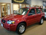 2006 Redfire Metallic Ford Escape Limited 4WD #7227230