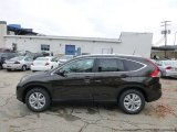 2013 Kona Coffee Metallic Honda CR-V EX-L AWD #72246056