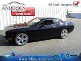 2013 Pitch Black Dodge Challenger SXT Plus #72246601