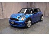 2007 Laser Blue Metallic Mini Cooper S Hardtop #72245444