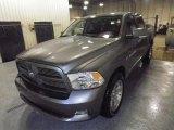 2012 Mineral Gray Metallic Dodge Ram 1500 Sport Crew Cab 4x4 #72246442