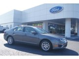 2011 Sterling Grey Metallic Ford Fusion SEL V6 #72245622