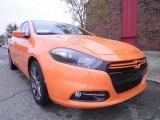 2013 Header Orange Dodge Dart Rallye #72246436