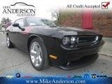 2013 Pitch Black Dodge Challenger R/T #72246414