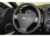 2008 Hyundai Tiburon GS Steering Wheel