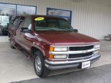 1999 Chevrolet Silverado 2500 LS Crew Cab Data, Info and Specs