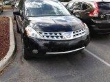 2006 Super Black Nissan Murano SL #72245403