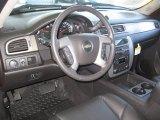 2013 Chevrolet Silverado 1500 LTZ Extended Cab Dashboard