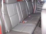 2013 Chevrolet Silverado 1500 LTZ Extended Cab Rear Seat