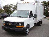 Chevrolet Express Cutaway 2013 Data, Info and Specs