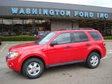 2009 Torch Red Ford Escape XLT V6 4WD #7227256