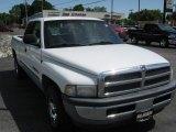 2001 Bright White Dodge Ram 1500 ST Club Cab #72246360