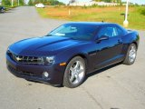 2013 Blue Ray Metallic Chevrolet Camaro LT Coupe #72245993