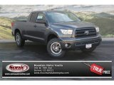 2013 Magnetic Gray Metallic Toyota Tundra TRD Rock Warrior Double Cab 4x4 #72245360