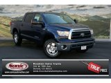 2013 Nautical Blue Metallic Toyota Tundra TRD CrewMax 4x4 #72245359