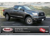 2013 Magnetic Gray Metallic Toyota Tundra TRD Rock Warrior Double Cab 4x4 #72245358