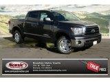2013 Magnetic Gray Metallic Toyota Tundra TRD CrewMax 4x4 #72245357