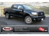 2013 Black Toyota Tundra TRD Rock Warrior CrewMax 4x4 #72245356