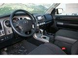 2013 Toyota Tundra TRD Rock Warrior CrewMax 4x4 Black Interior