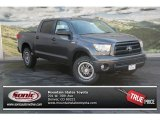 2013 Magnetic Gray Metallic Toyota Tundra TRD Rock Warrior CrewMax 4x4 #72245355