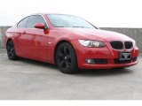 2009 Crimson Red BMW 3 Series 328i Coupe #72246155