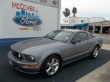 2006 Tungsten Grey Metallic Ford Mustang GT Premium Coupe #72245542