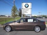 2013 Sparkling Bronze Metallic BMW 3 Series 328i Sedan #72245781