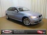 2010 Blue Water Metallic BMW 3 Series 328i Sedan #72245771