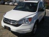 2010 Taffeta White Honda CR-V LX AWD #72245957