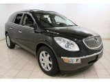 2008 Carbon Black Metallic Buick Enclave CXL AWD #72245949
