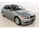 2007 Arctic Metallic BMW 3 Series 328xi Sedan #72245946