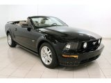 2007 Black Ford Mustang GT Premium Convertible #72245940