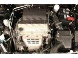 2008 Mitsubishi Galant Engines