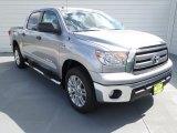 2013 Silver Sky Metallic Toyota Tundra TSS CrewMax #72346875