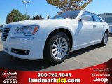 2013 Bright White Chrysler 300  #72346766