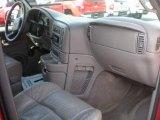 1999 Chevrolet Astro LT AWD Passenger Van Dashboard
