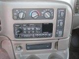 1999 Chevrolet Astro LT AWD Passenger Van Controls