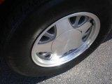 1999 Chevrolet Astro LT AWD Passenger Van Wheel
