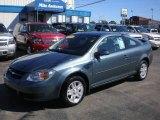 2007 Blue Granite Metallic Chevrolet Cobalt LT Coupe #72347287