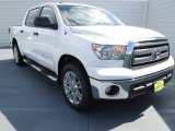 2013 Super White Toyota Tundra TSS CrewMax #72346874